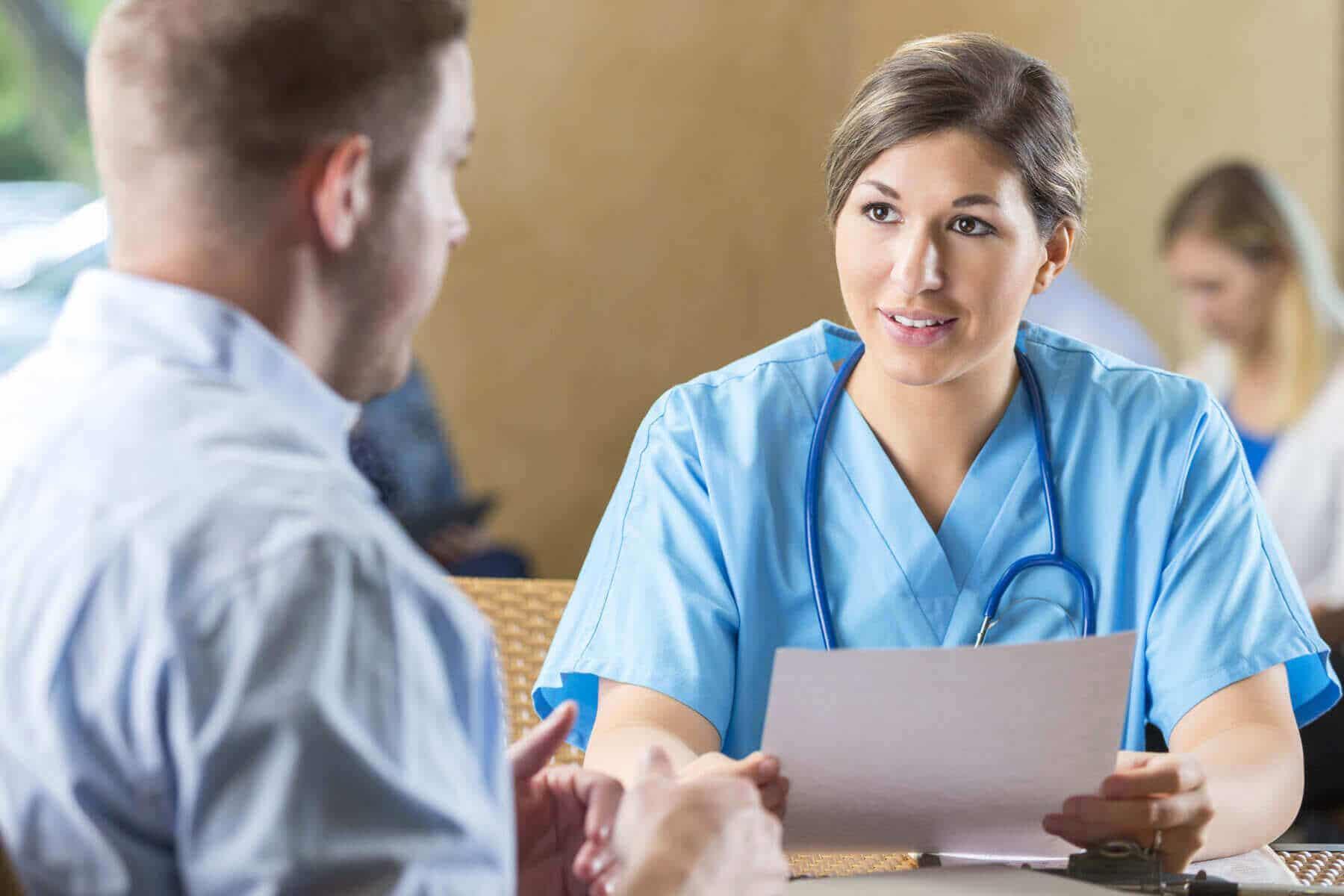 the travel nursing interview