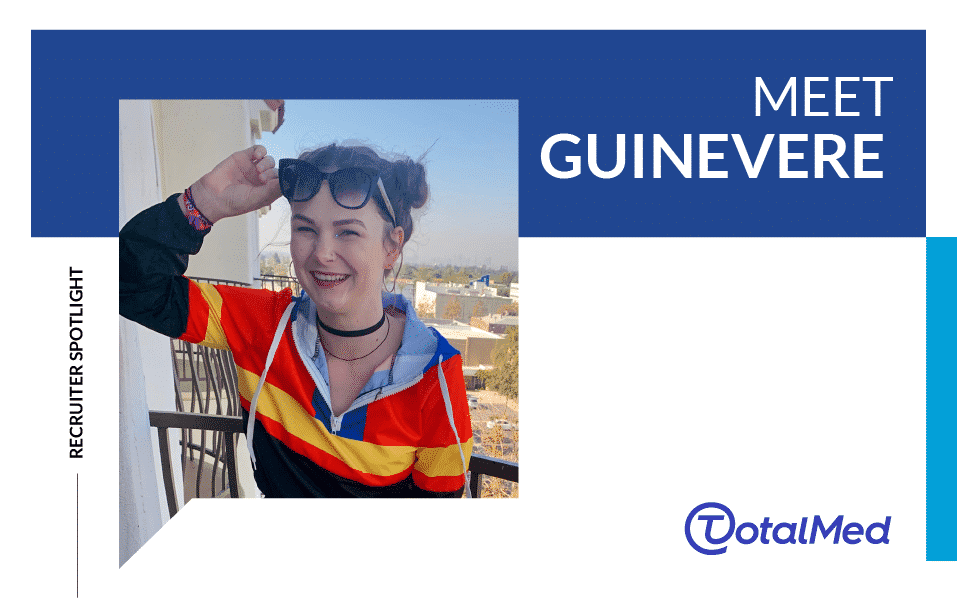 Recruiter Spotlight – Guinevere