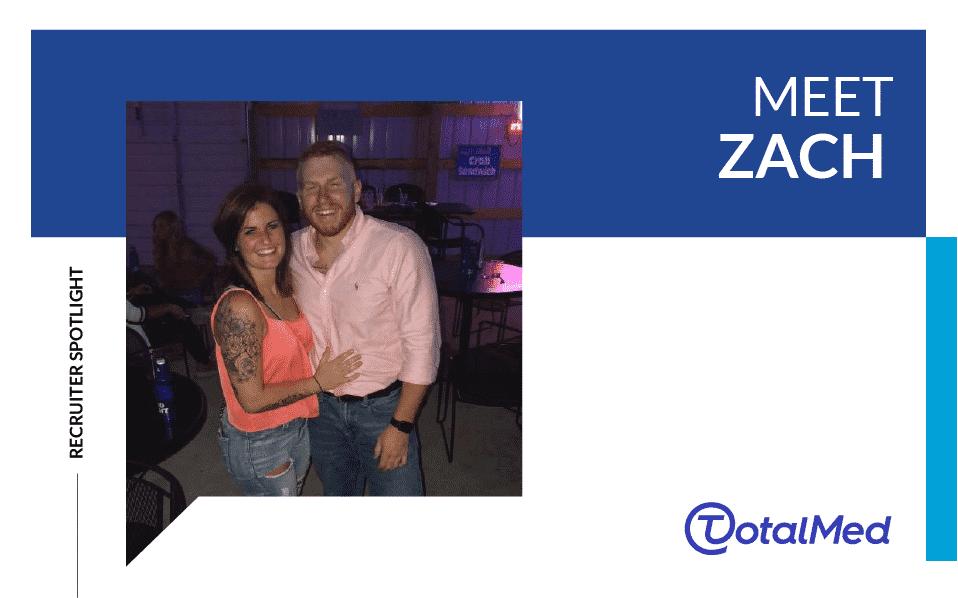 Recruiter Spotlight – Zach