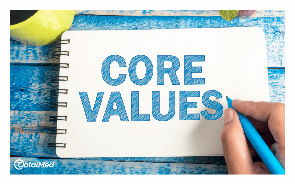 Keeping Values at the Core