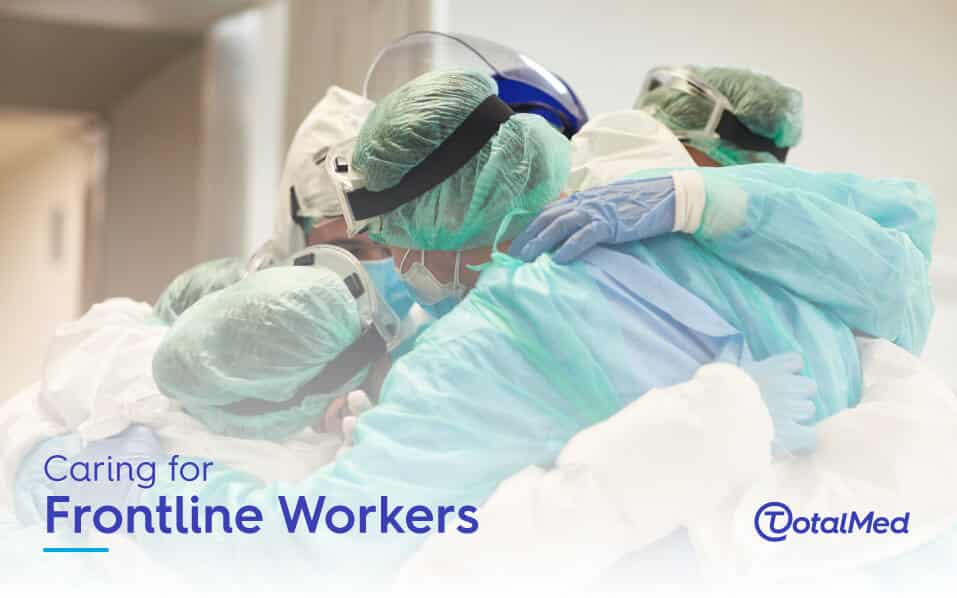 Caring for Frontline Workers