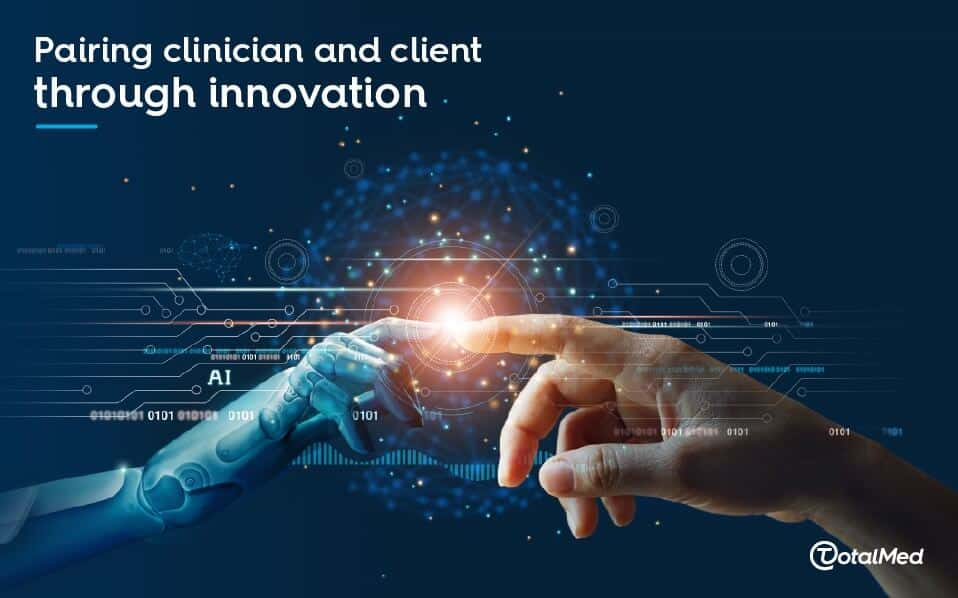 Pairing Clinician and Client through Innovation