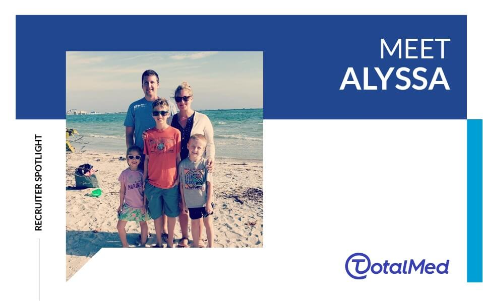 Senior Recruiter Spotlight – Alyssa