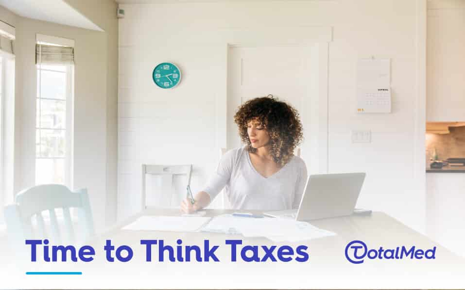 Time to Think Taxes